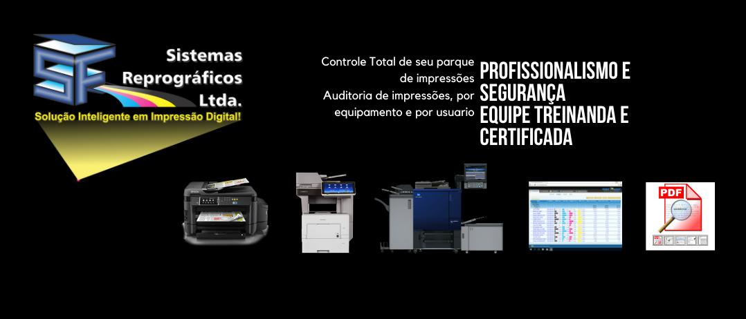 SF Sistemas Soluçoes em Equipamentos de Impressão e TI