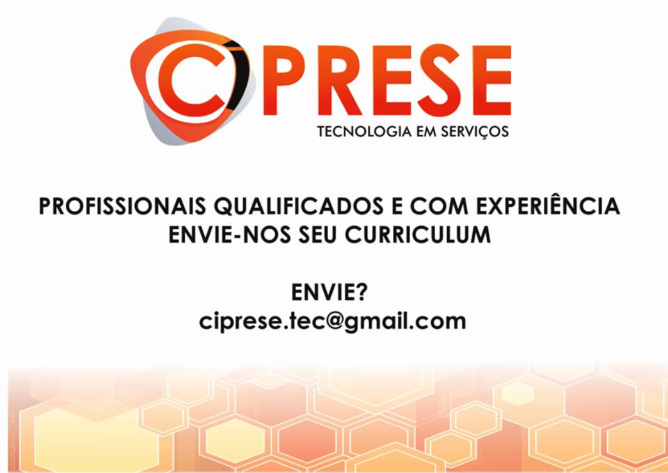 CIPRESE SERVIÇOS TERCEIRIZADOS