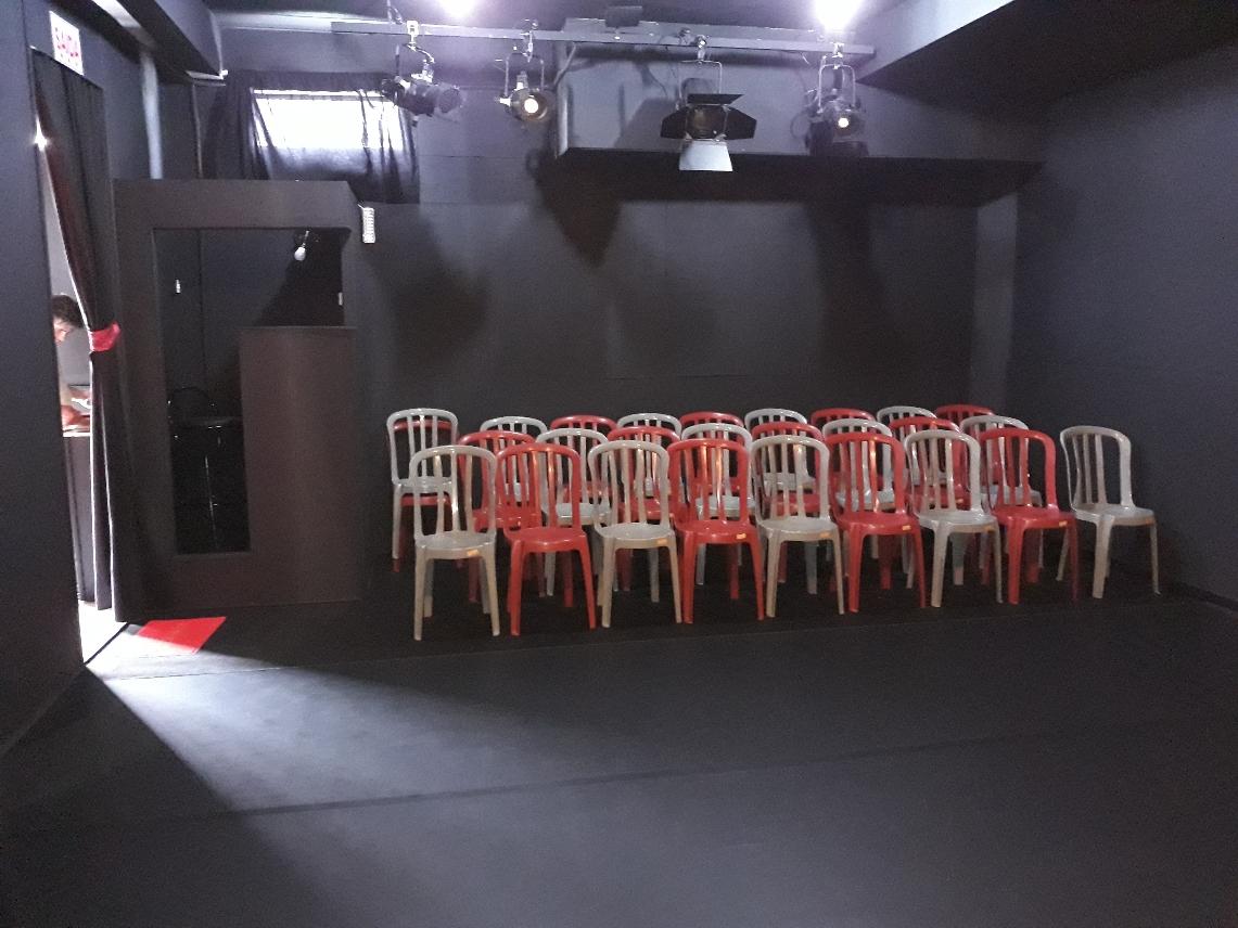 SAEM- STUDIO DAS ARTES EISENHOWER MORENO- O refúgio da