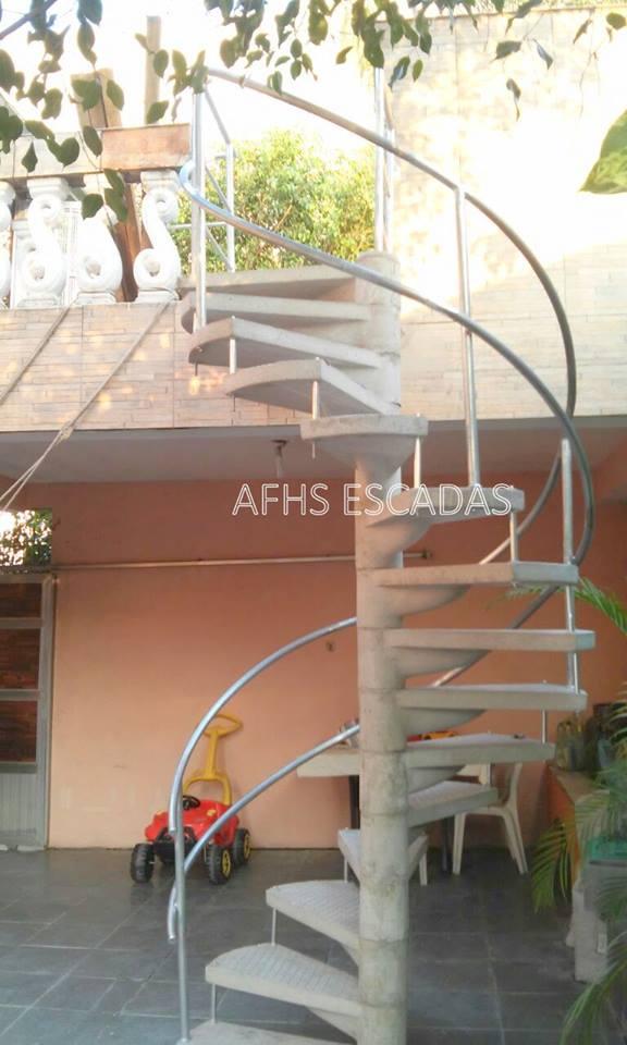 AFHS ESCADAS PRE MOLDADAS