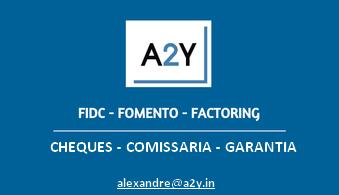 A2Y ANTECIPAÇÃO DE RECEBÍVEIS