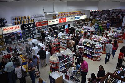 Yury's Free Shop – Os melhores preços da fronteira