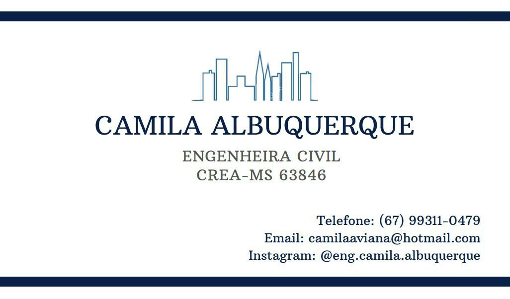 Engenharia Camila Albuquerque
