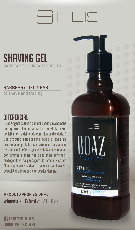 Produtos Barbershop Profissional