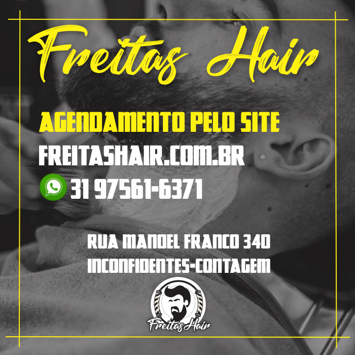 Barbearia Freitas Hair