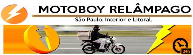 Motoboy Relâmpago