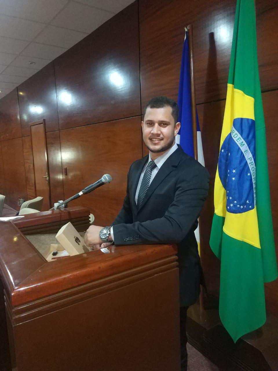 Advogado Victor Carvalho