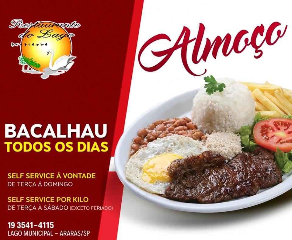 Restaurante do Lago de Araras