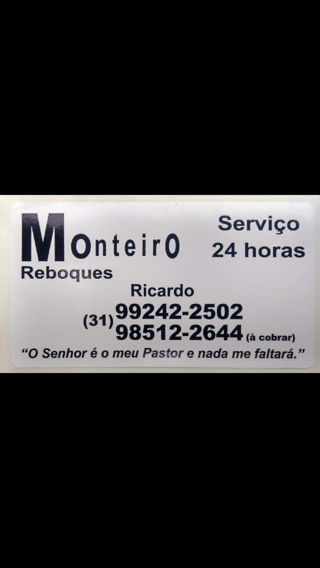 MONTEIRO REBOQUES