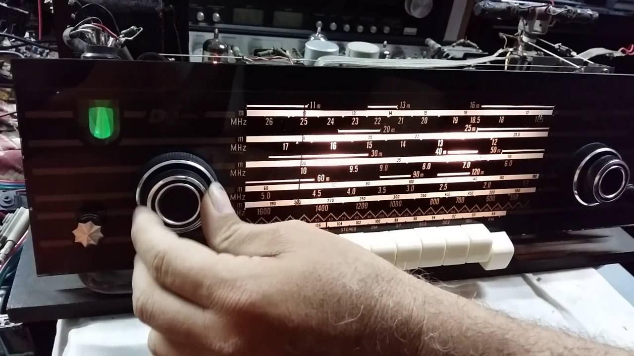 Radio Antigo Restaurador & Consertos
