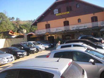 Hotel Shallon de Campos do Jordão