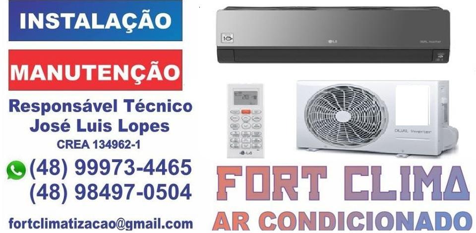 Fort Clima Ar Condicionado