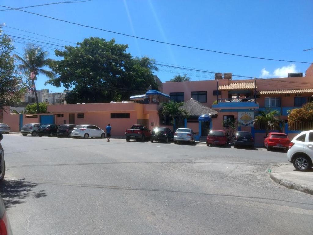 POUSADA SALVADOR PRAIA, CONFORTAVEL E ECONOMICA EM PPITUAÇU.